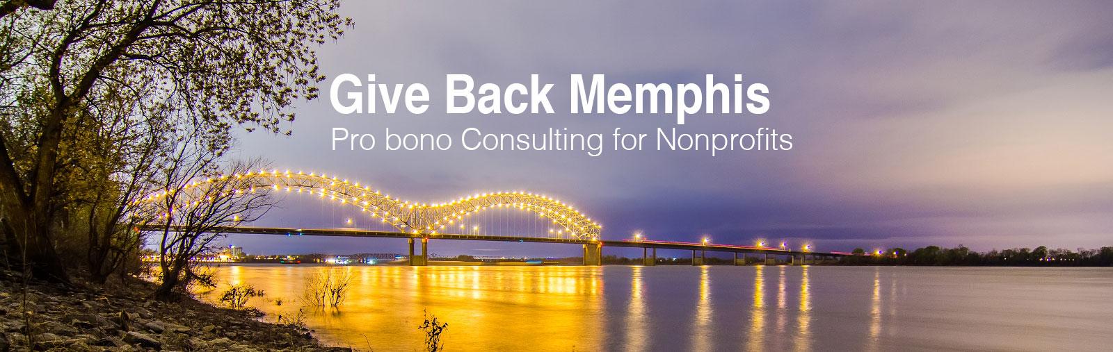 Give Back Memphis